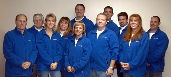 Appraisal Network of Michigan Staff